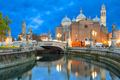 Transfers from Venice to Padua